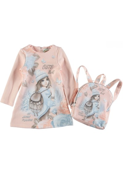 LT Φόρεμα με τσάντα