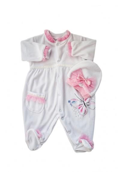 μωρό βελούδο φόρμες