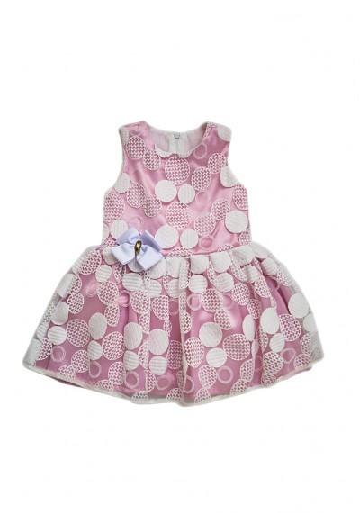 Bubble φόρεμα από δαντέλα