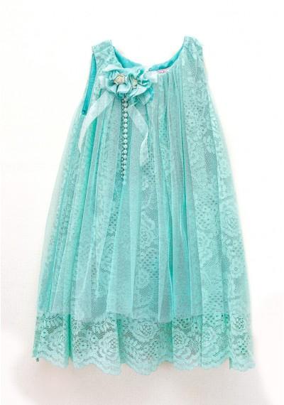 Poll φόρεμα για τα κορίτσια
