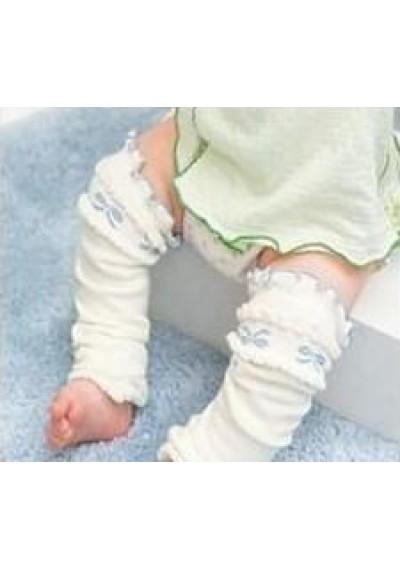 Γκέτες για μωράκια - Γαλάζιο