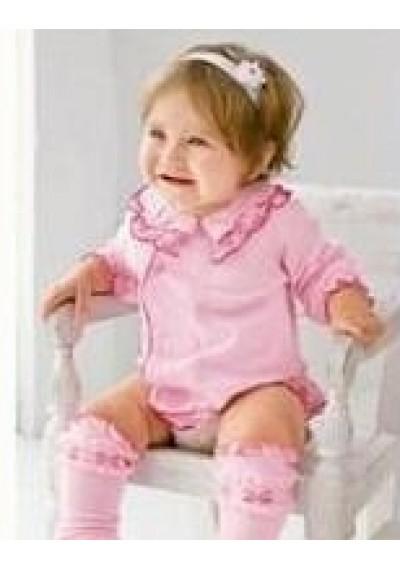 Γκέτες για μωράκια - Ροζ