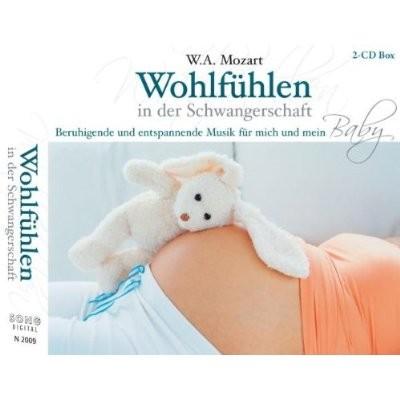 Mozart - Wohlfullen in der schwangescahft