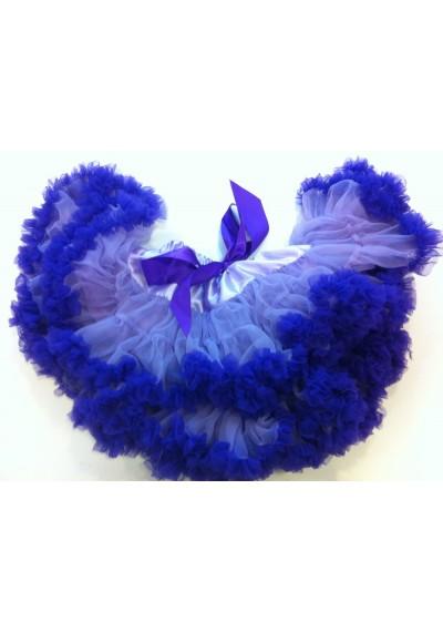 Petti φούστα σκούρο μοβ-λιλά